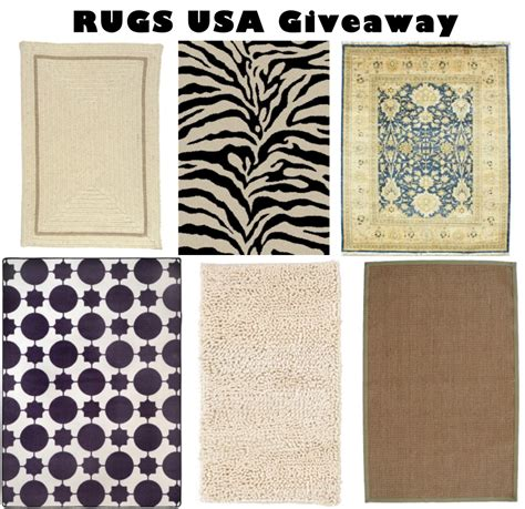 A Diary Of Lovely A New Giveaway Rugs Usa Rugs Usa