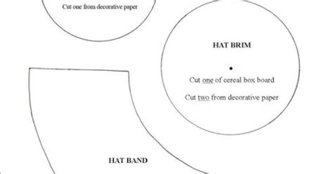 mad hatter hat template mad hatter hat pattern mad hatter hat