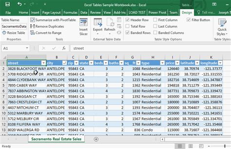 how to do a data table in excel excel tables spreadsheets made easy