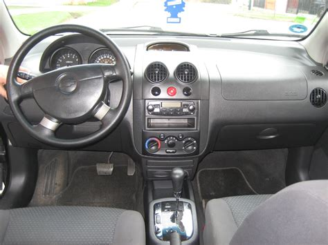 Chevrolet Aveo 2006 Interior by Remato Chevrolet Aveo 2006