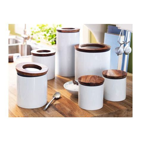 Ikea Kitchen Canisters | ikea jars sweet retreat pinterest