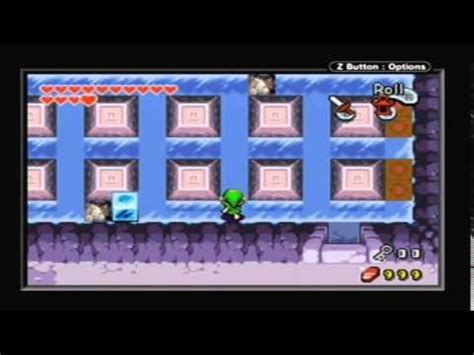 temple of droplets 012 the minish cap 100 walkthrough temple of droplets