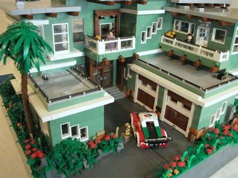 lego beach house beach house a lego 174 creation by boise bro mocpages com
