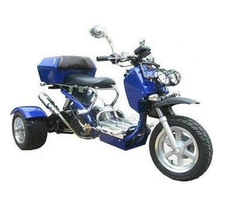 Buy Ice Bear Viking Trike Scooter 150cc Street Legal For