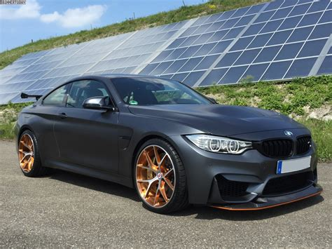 Bmw M4 Gts by New Hre Custom Wheels For The Bmw M4 Gts