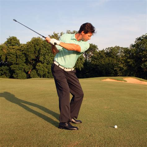 Flat Swing Golf golf golf lessons in dallas how to stop
