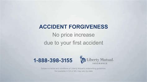 liberty mutual insurance tv commercial accident forgiveness 2015 actress liberty name in forgiveness liberty mutual insurance tv