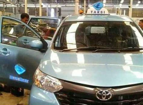 Resmi Spare Part Toyota Avanza toyota avanza transmover resmi jadi taksi bluebird