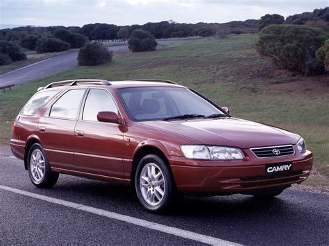 1991 Toyota Camry Station Wagon Photo Renderings What The Toyota Camry Could Look Like