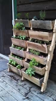 Vertical Herb Garden Pallet Pallet Vertical Garden Ideas Photograph Rev Pallet Idea