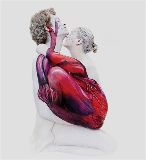human painting paintings by gesine marwedel transform