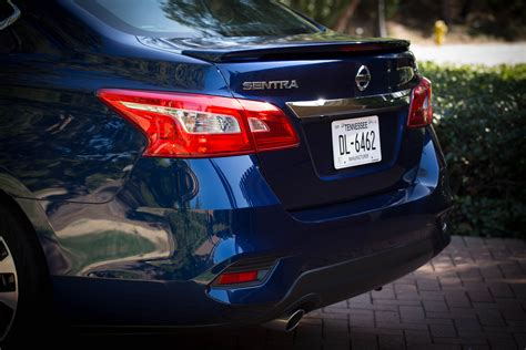blue nissan sentra 2016 2016 nissan sentra first drive review motor trend