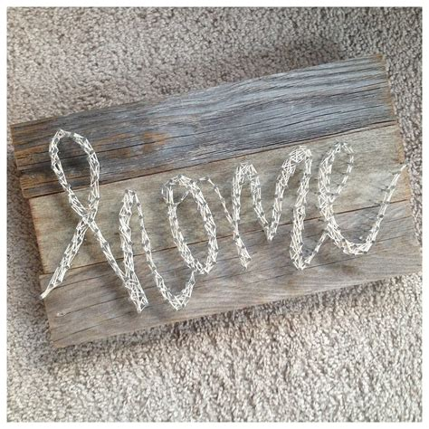home string art diy gift   printable printables