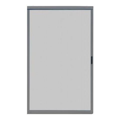 unique home designs 48 in x 80 in ultimate grey metal