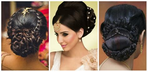 bridal hairstyle for long face indian indian wedding hairstyles for mid to long hair