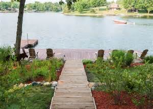 Landscape Ideas Near Lake S Lake House Traditional Landscape Salt Lake