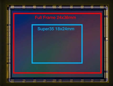 new sony frame sony frame 24x36mm cine and digital times