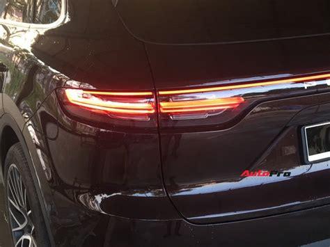 Länge Porsche Cayenne by Porsche Cayenne 2018 được D 226 N Chơi Xứ Nghệ Quot ốp Quot G 243 I Phụ