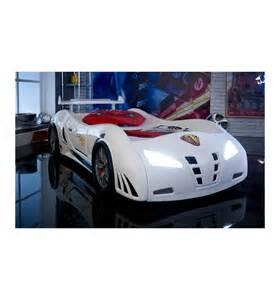 lit voiture m3 white meubles jem
