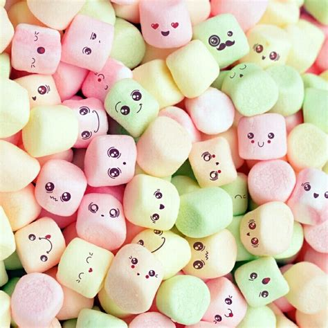cute marshmallow wallpaper pinterest marshmallow