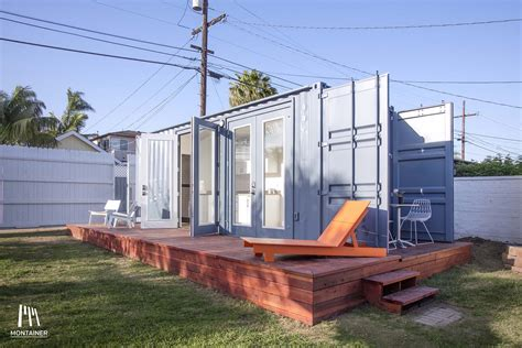 shipping container homes the complete guide to shipping container homes tiny houses and container home plans books 5 shipping container homes you can order right now curbed