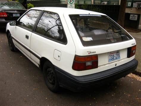 how cars engines work 1992 mitsubishi precis interior lighting old parked cars 1990 mitsubishi precis hatchback