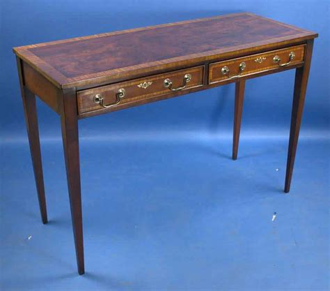 mahogany writing desk for sale antiques