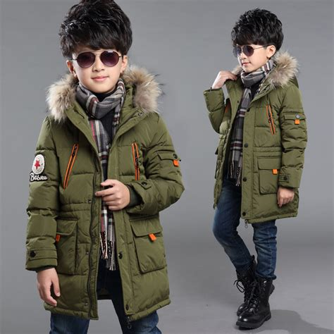 7 Jackets For Your Boy by Boys Winter Jacket Cotton Padded Jacket For Boy