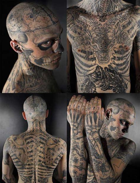 tatouage de la mort