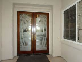 glass doors frosted glass front entry doors palms 3d