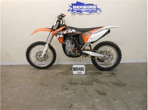 2012 Ktm 450 Exc For Sale 2012 Ktm 450 Sx F For Sale On 2040 Motos