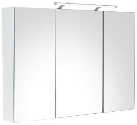 schildmeyer spiegelschrank 187 dorina 171 mit led beleuchtung