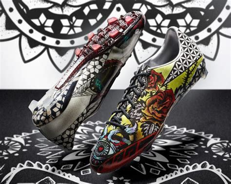 Kaos Custom Adidas There Will Be Haters limited edition adidas adizero f50 pack inked with