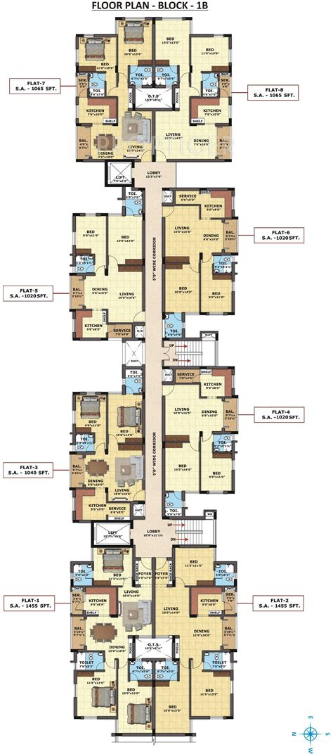 models rates imperial tower apartments with how big is 1005 sq ft 2 bhk 2t apartment for sale in sri sreenivasa