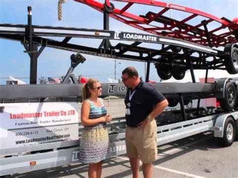 cedar point boat show loadmaster trailer at the 2014 cedar point boat show youtube