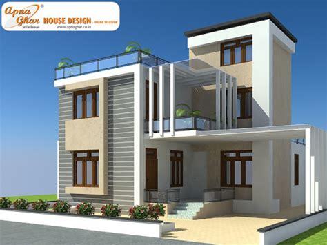 3 bedroom duplex house design plans india duplex house design apnaghar house design page 9