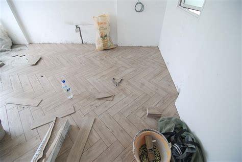butterpaperstudio reno edgedale herringbone wood tile flooring