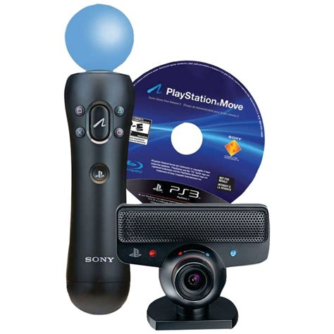 ps3 move kit essentials para playstation 3 move r