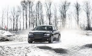 Chrysler 300 Winter Driving Chrysler 300 Four Benefits Of Awd Forward Look