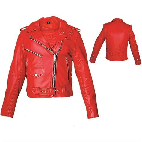 Moutley Jacket biker jacket leather