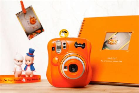 Kamera Fujifilm Instax Mini 25 Hallowen Edition 限量版萬聖節 fujifilm instax mini 25 相機 popbee
