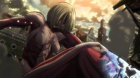 attack  titan episode  eren  female titan shingeki