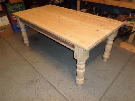 unfinished farmhouse dining table farmhouse table to grace home osborne wood