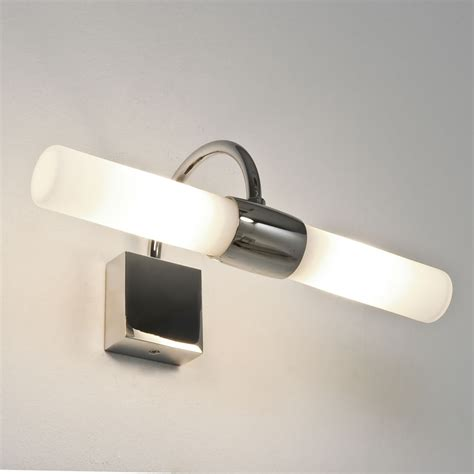 Bathroom Mirrors With Lights Uk Astro Lighting 0335 Dayton Ip44 Bathroom Mirror Light In Chrome