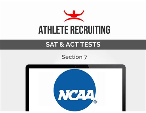 act test sections athlete recruiting sat act tests section 7 of 11