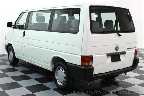 volkswagen eurovan eurovan cl  passenger minivan  eimportsless serving allentown