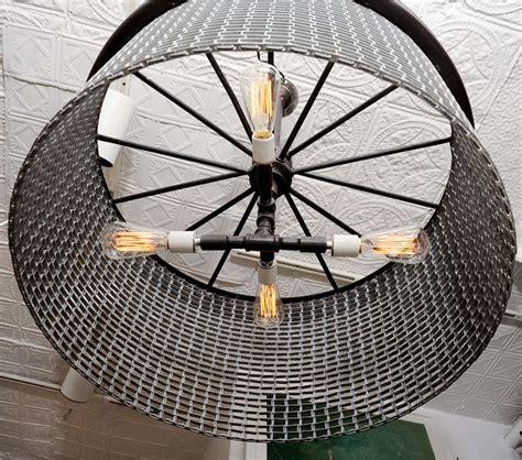 large industrial chandelier large industrial conveyor belt chandelier for sale at 1stdibs