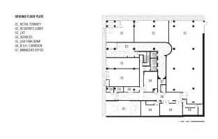 Two Bedroom Floor Plans House lilli apartments australian design review