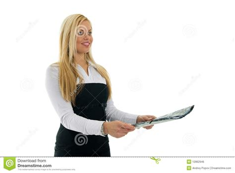 giving away a business giving away a report royalty free stock image image 12862946