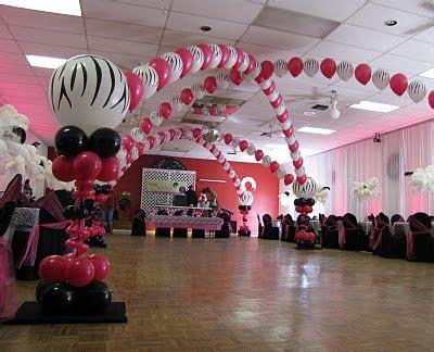 balloon canopy   length   dance floor